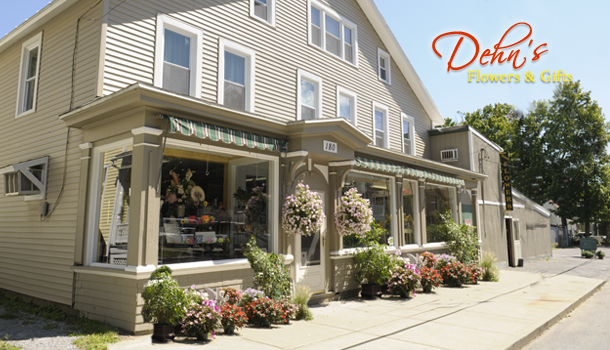Welcome To Dehns Flowers And Gifts